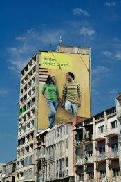 Maputo Building Adverts (6 of 16)