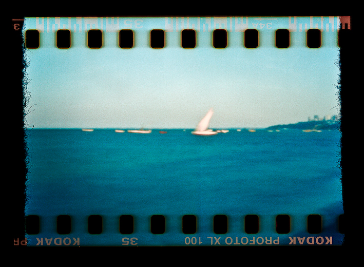 Pinhole - Indian Ocean, Mocambique.