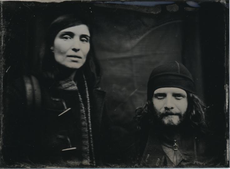 Portrait - Tintype