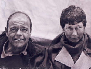 Alvaro and Judy