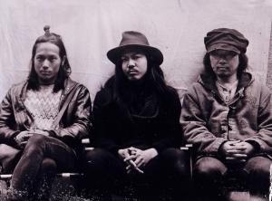 Kentaro and friends